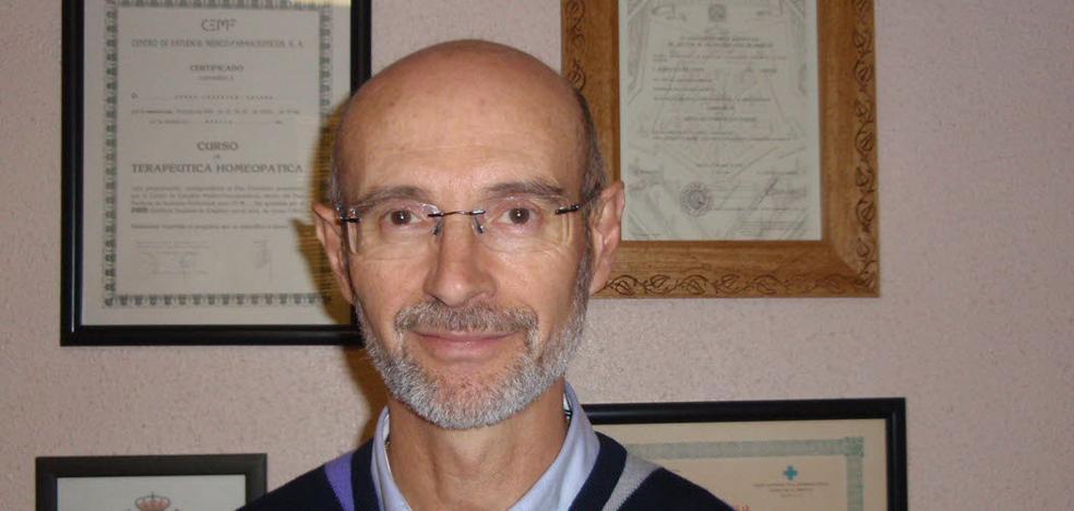Las teorías del vicepresidente de los homeópatas: controlar «la rabia interna» para reducir el colesterol