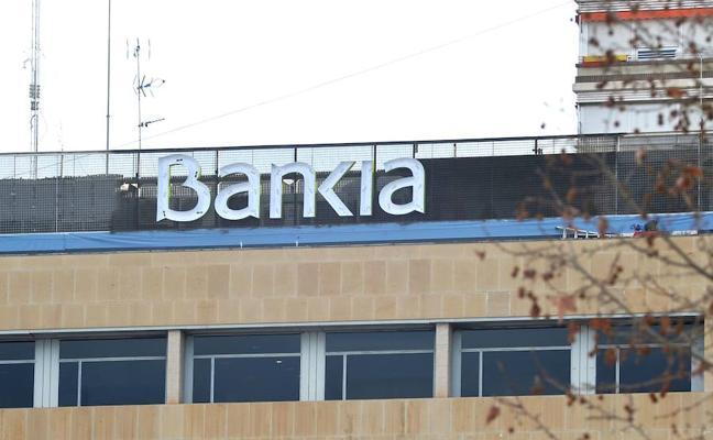 Los empleados de Bankia de la Región tendrán que adscribirse obligatoriamente al ERE si no hay voluntarios