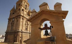 El TSJ dice que el sonido de las campanas no vulnera la ordenanza contra ruidos aprobada en Murcia