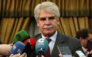 Dastis llega Irán para potenciar el intercambio comercial