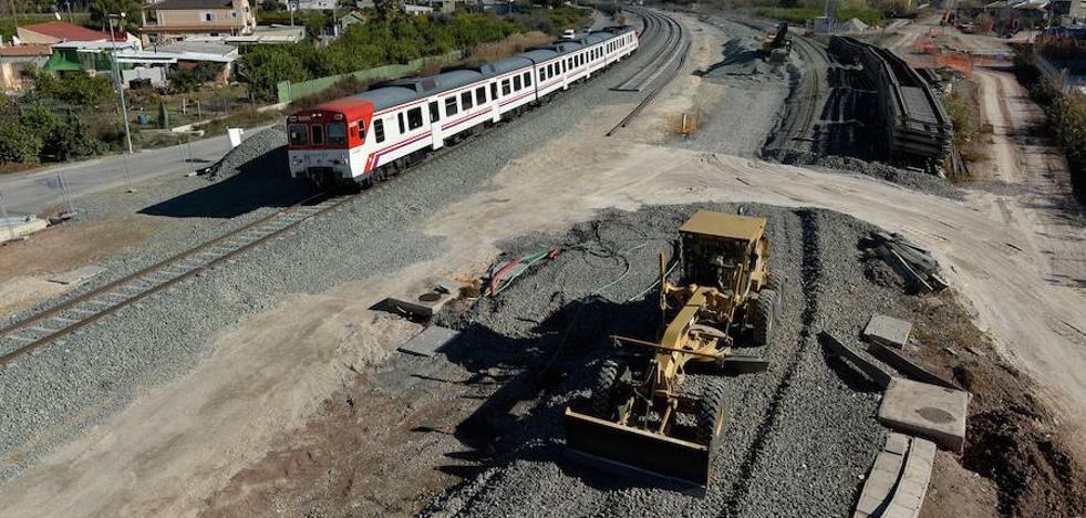 Adif expropiará 923 fincas para la construcción de la línea del AVE entre Murcia y Almería