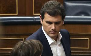 Rivera insta a Rajoy a abordar una «gran remodelación del Gobierno»