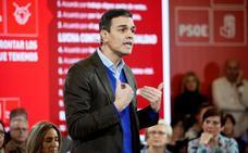 Sánchez prepara un acto de unidad con González, Zapatero, Rubalcaba y Almunia