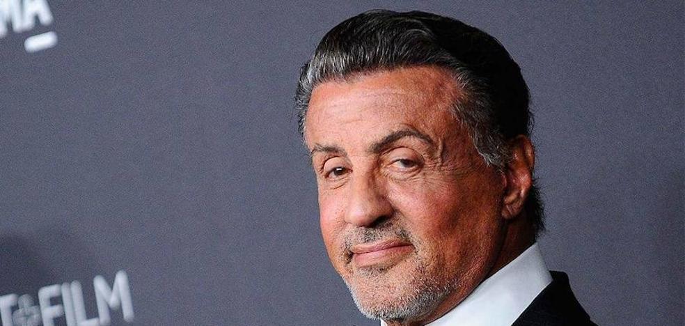 Sylvester Stallone desmiente su propia muerte