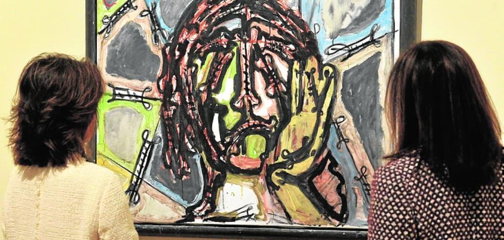 El Mubam expone las obras de los maestros de la pintura alemana