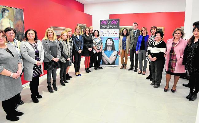 La Semana de las Mujeres promueve la igualdad con ponencias y exposiciones