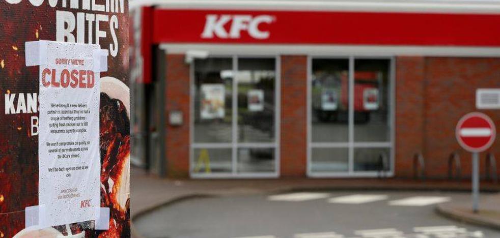 El increíble motivo por el que KFC está teniendo que cerrar cientos de restaurantes
