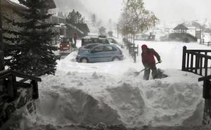 El invierno regresa con temperaturas gélidas entre 6 y 10 grados bajo cero