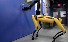 Boston Dynamics maltrata a su perro robot para ponerlo a prueba