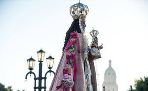 La Virgen de la Fuensanta baja este jueves a la Catedral