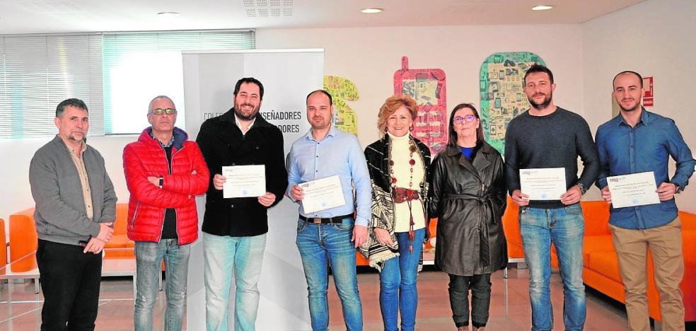 Codid premia el mejor proyecto para la I Muestra de Diseño Int Top Lorca