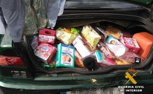 La sorpresa que se llevó la Guardia Civil al ir a auxiliar a este vehículo