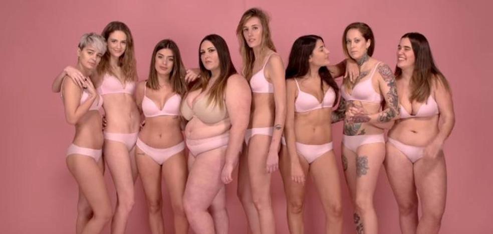 Dulceida y Laura Escanes se desnudan en una campaña de «cuerpos imperfectos»