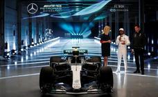 Mercedes no toca lo que funciona