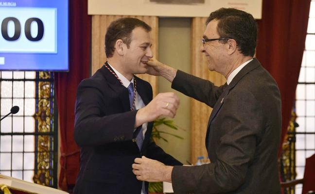 Marco Antonio Fernández, nuevo concejal de Pedanías de Murcia