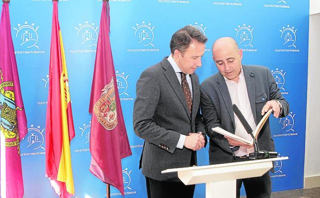 Lorca y Huércal Overa se hermanarán en el 350 aniversario de su secesión