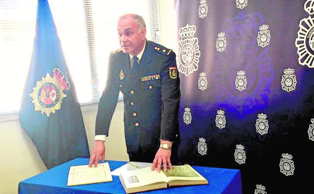 El nuevo jefe de la Policía Nacional se marca como reto reducir los robos en domicilios