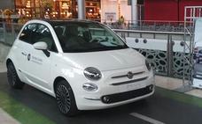 El Fiat 500 muestra su carácter urbano en Nueva Condomina