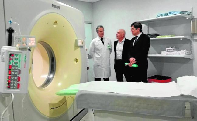 El Hospital Reina Sofía triplicará la cifra de resonancias magnéticas con otro equipo