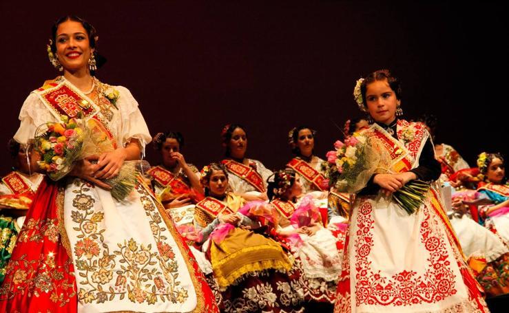 Homenaje a las Reinas de la Huerta salientes