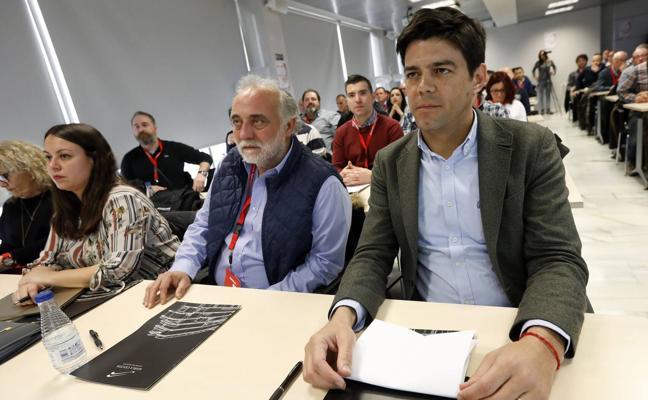 José Sáez afronta su segundo mandato al frente de USO Región de Murcia