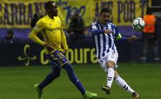 San Dorronsoro salva al Lorca FC