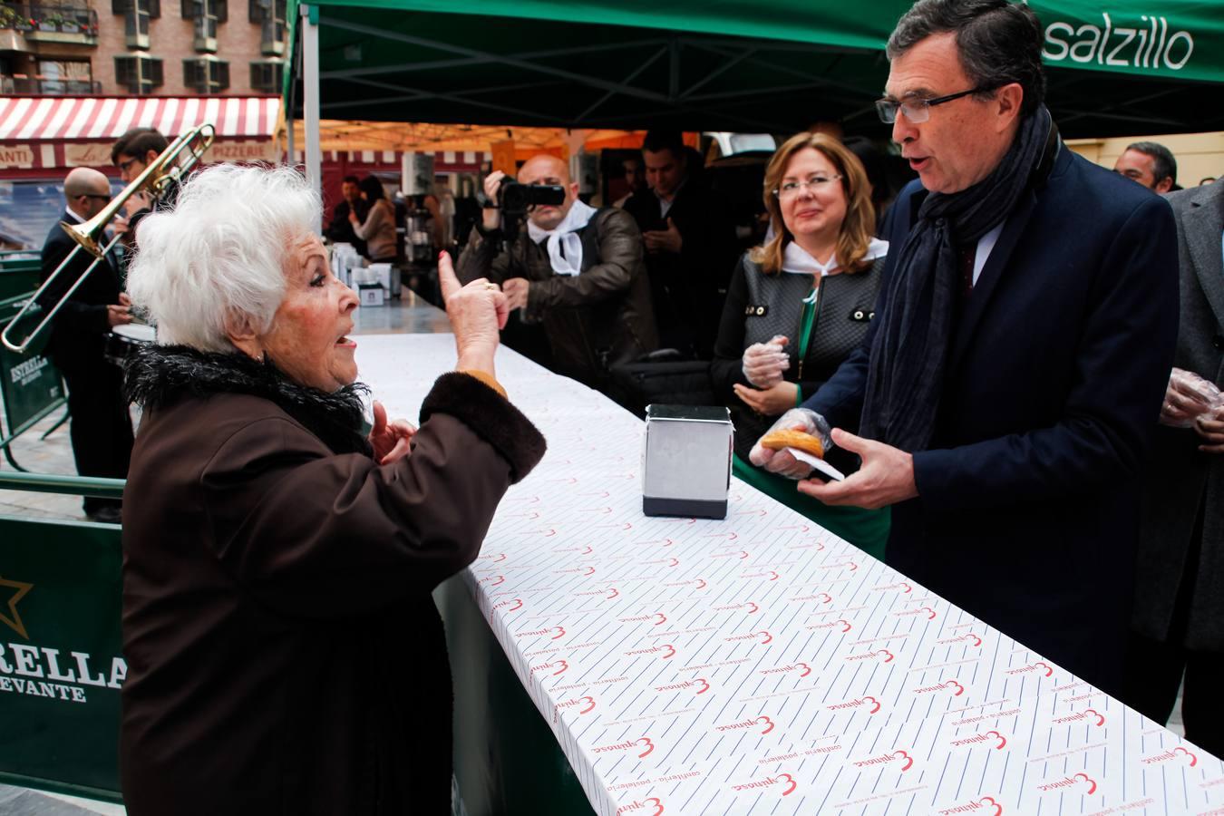 'Pasteles sardineros' para todos