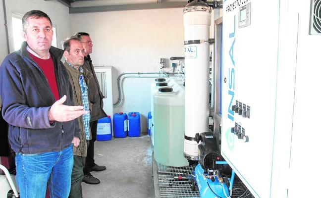 Un prototipo industrial aprovecha al máximo el agua del subsuelo