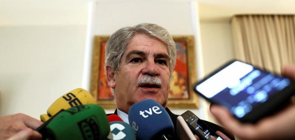 Alfonso Dastis desvela la negociación secreta sobre Gibraltar