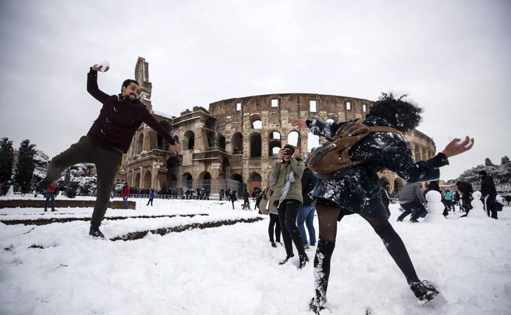 Europa se congela