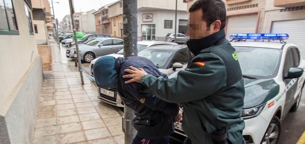 Prisión provisional para el acusado de disparar a su expareja en Las Torres