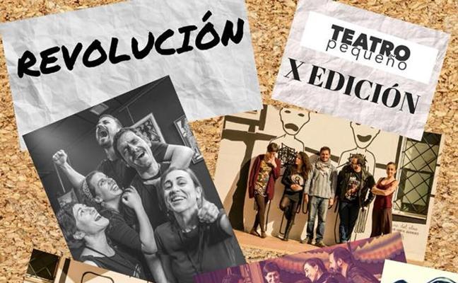Teatro Pequeño estrena 'Revolución'