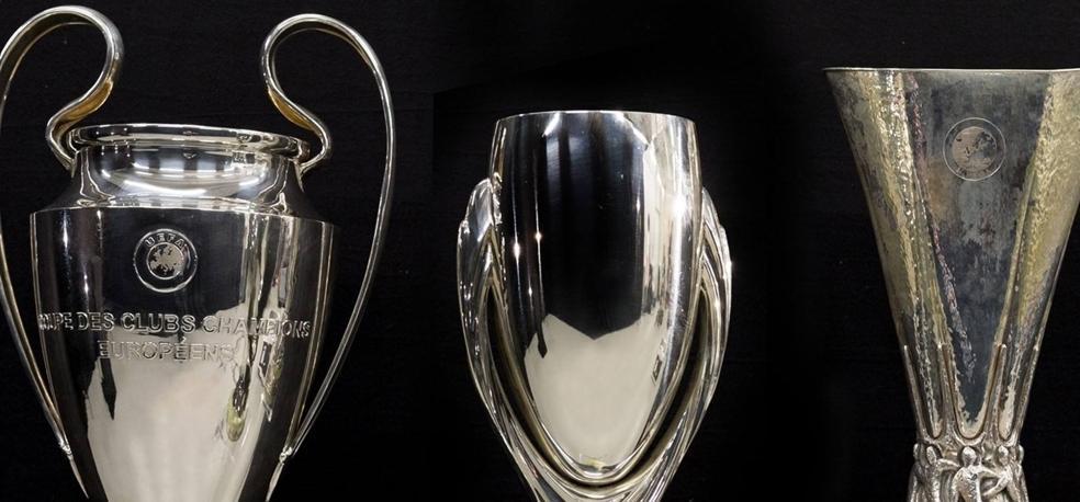 UEFA cambia el formato de sus competiciones
