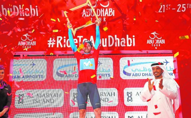 Una gastroenteritis trastoca el calendario de carreras de Valverde