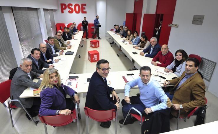 PSOE exige al Gobierno regional «lealtad institucional» con los alcaldes socialistas