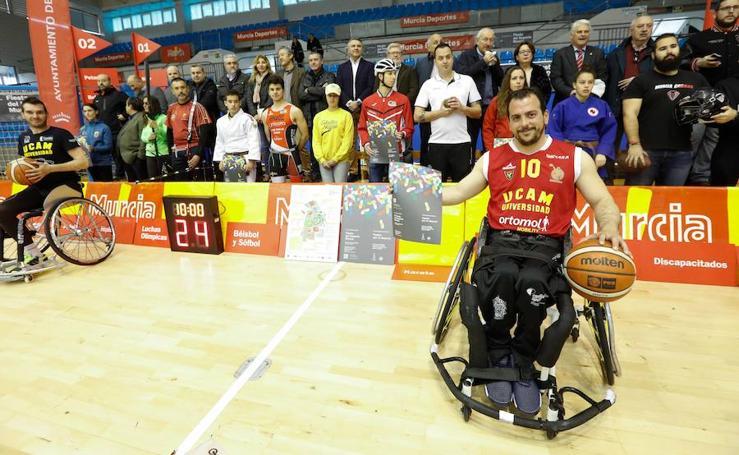 Más de 80 actividades forman parte de la III Fiesta del Deporte en Murcia