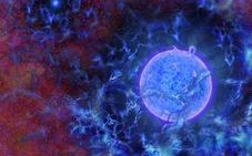 Astrónomos detectan señales relacionadas con las primeras estrellas del universo