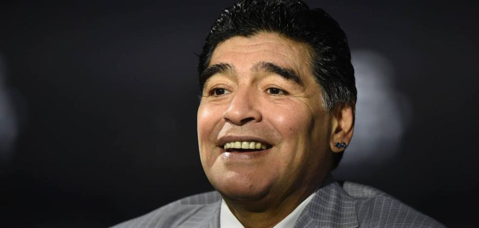 La emotiva carta de despedida de Maradona a Quini