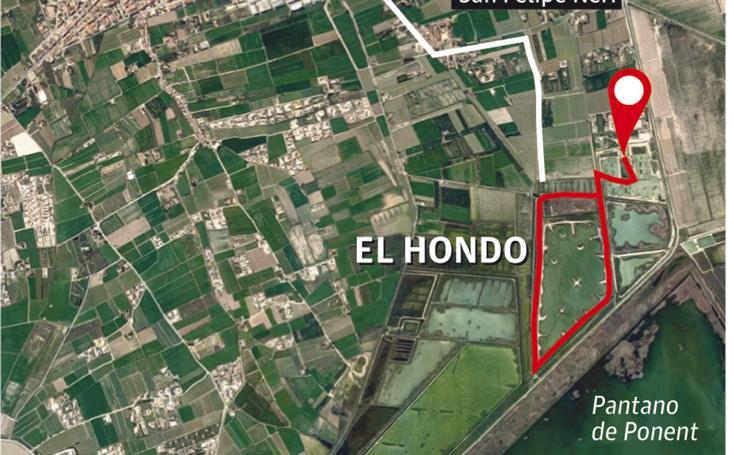 Cómo llegar a El Hondo