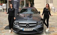 Mercedes-Benz, en la presentación del cartel del Entierro de la Sardina