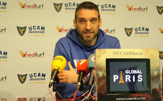 Navarro espera que visite Murcia «el Barça de la Copa, un equipo con hambre»
