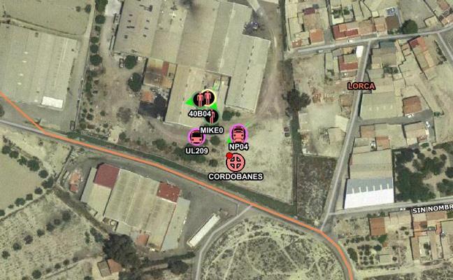Extinguido sin causar heridos un incendio en una fábrica de curtidos de Lorca