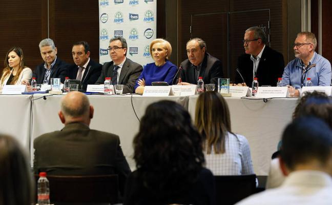 El sindicato Anpe renueva en su presidencia a Clemente Hernández
