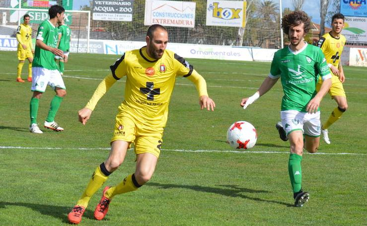 Un gol del Villanovense en el descuento frena la racha de los lorquinos (1-0)