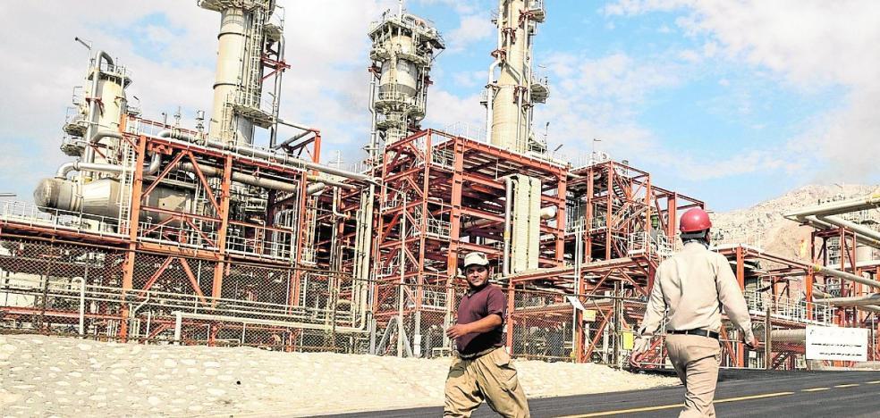 Irán 'pincha' como mercado emergente para Murcia