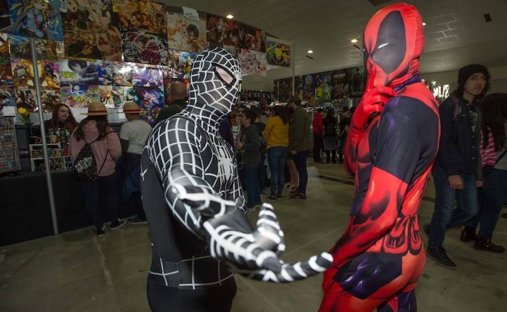 El manga y el cosplay toman IFEPA en el Winter Freak