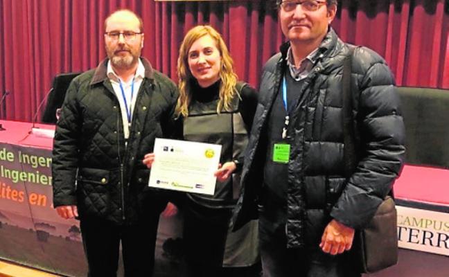 Premian un trabajo de la UPCT y la UMH en el Congreso de Ingeniería Hortícola