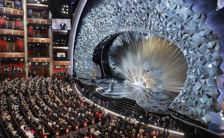 Las mejores imágenes de la gala de los Oscar 2018