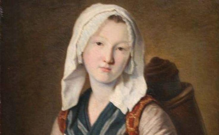 Françoise Dupar, una artista murciana en las cortes europeas