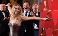 Los 10 mejores looks de los Premios Oscar 2018